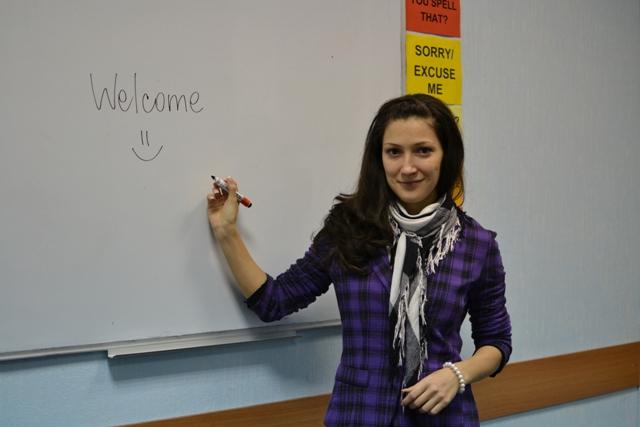 Teacher Anastacia