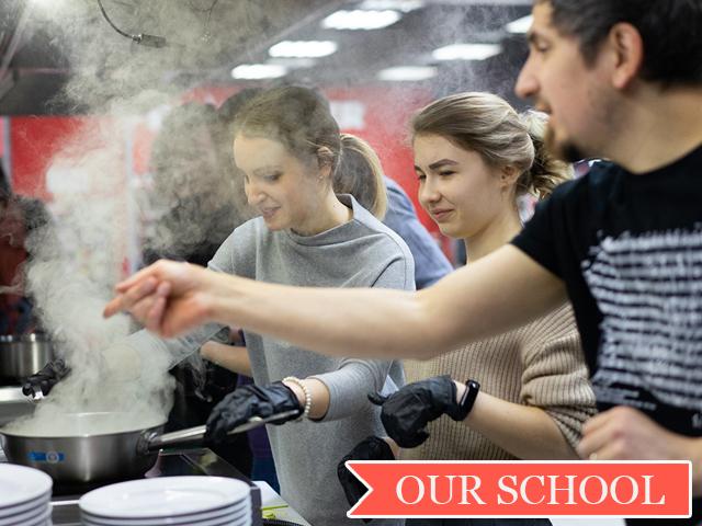 Кулінарний майстер-клас для dream-викладачів: інгредієнти ідеального уроку