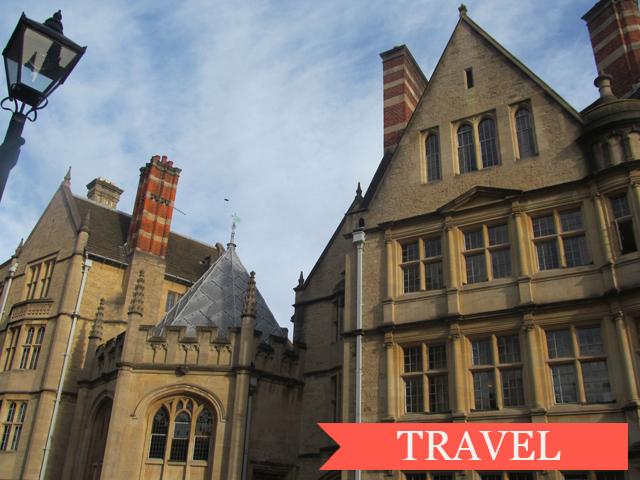 Записки о путешествиях по Великой по Британии. Глава 5. Оксфорд + Кембридж = ОКСБРИДЖ